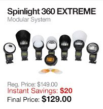 Spinlight 360 EXTREME
