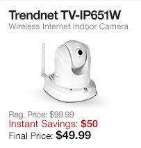 Trendnet Indoor Camera