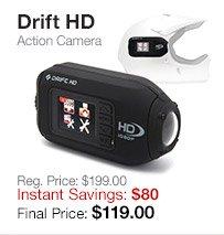 Drift HD Action Camara