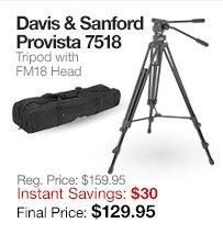 Davis Sanford Tripod