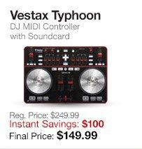 Vestax Typhoon