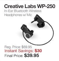 Creative Labs Headphones