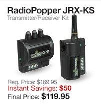 RadioPopper JRX-KS