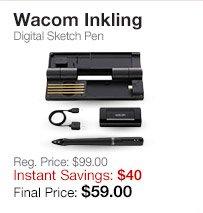 Wacom Sketch Pen