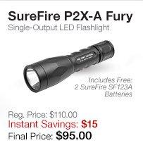 SureFire Fury Flashlight