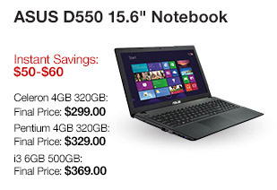 Asus 15 Notebook