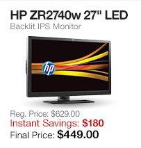 HP LED Monitor