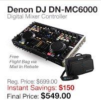 Denon Mixer Controller