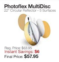 Photoflex MultiDisc