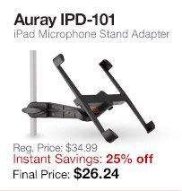 Auray IPD-101
