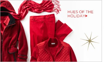 See Our Hues of the Holiday Collection