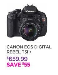 Canon EOS Digital Rebel T3i