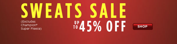 SHOP Sweats Sale