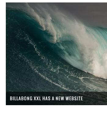 Billabong XXL Has a New Website