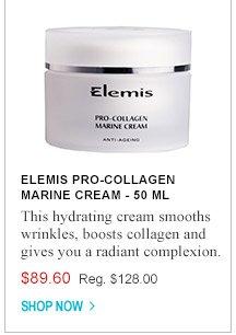 Shop Elemis Pro-Collagen Marine Cream - 50ml now!