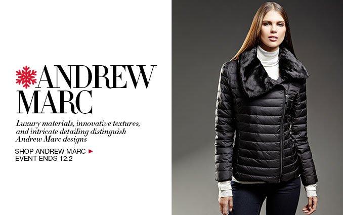 Shop Andrew Marc Women