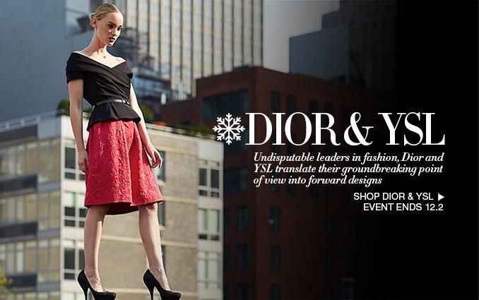 Shop Dior & YSL Women