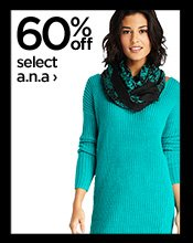 60% off select a.n.a ›
