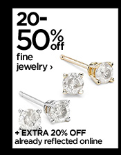 20-50% off fine jewelry ›