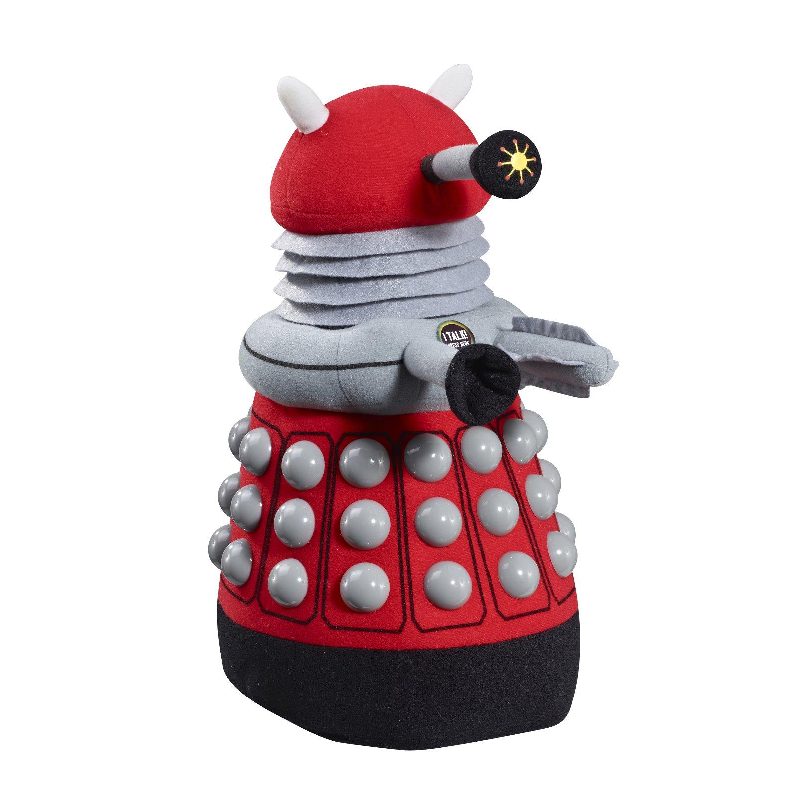 Dalek Talking Plush