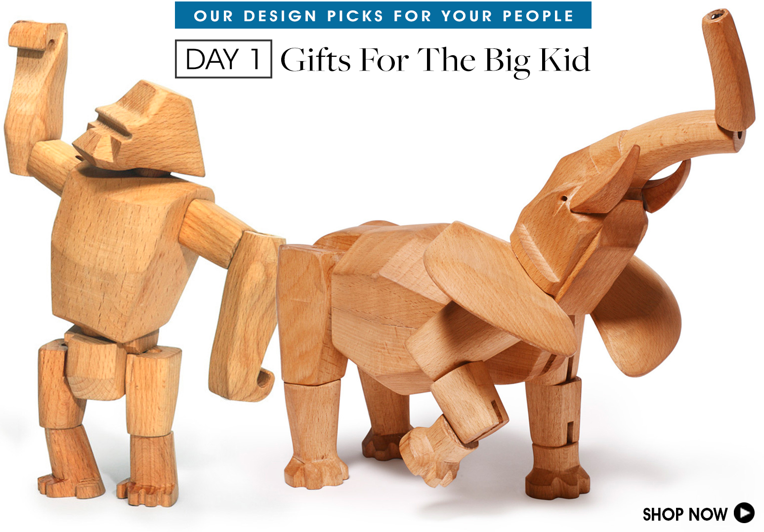 - 12 Days of Gifting - Day 1 Gifts for Big Kids