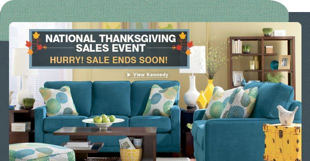NATIONAL THANKSGIVING SALES EVENT | HURRY! SALE ENDS SOON!