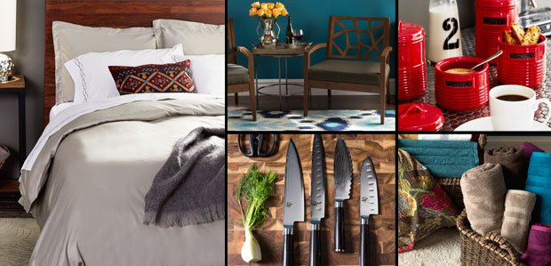 Give Thanks, Then Deck the Halls: The Home Event