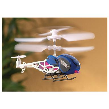 World's Smallest Radio-controlled Helicopter