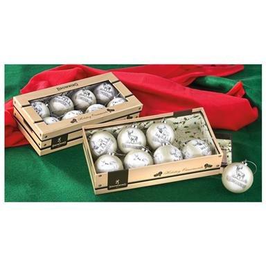 16 Browning® Holiday Ornaments