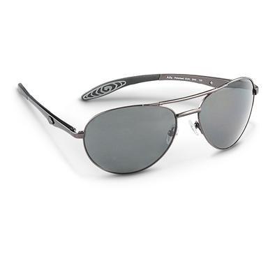 Gargoyles® Alfa Polarized Aviator Sunglasses