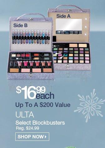 ULTA Blockbusters NOW $16.99 - A $200 Value