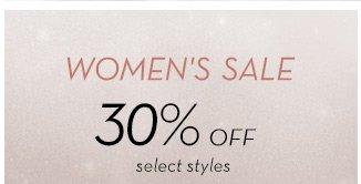 Women's Sale
