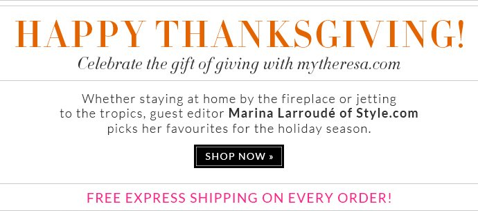 FREE EXPRESS SHIPPING ON EVERY ORDER