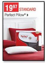 19.97 standard Perfect  Pillow&reg