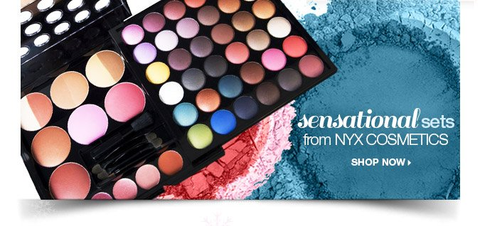 Sensational Sets from NYX COSMETICS - Shop Now