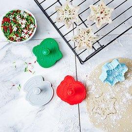 Santa's Treats: Holiday Cookies