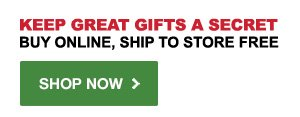 Keep Great Gifts a Secret