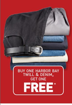 Shop All BOGO Free Pants and Jeans