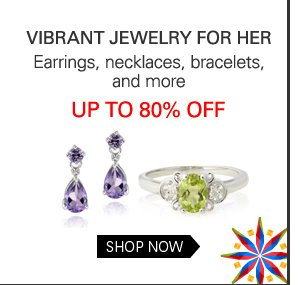 Vibrant Jewelry for her