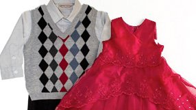 Holiday Dress up for Boys & Girls