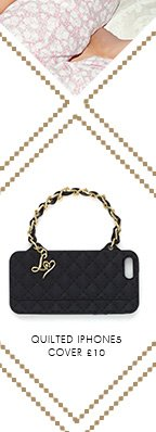 Quilted Iphone5 Cover