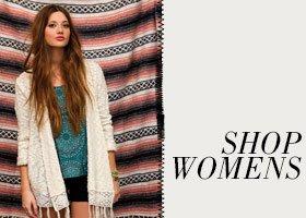 Shop Womens!