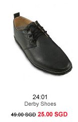 24:01 Derby Shoes