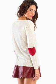 Heart On My Sleeves Sweater 40