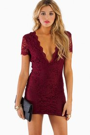 Vdara Lace Bodycon Dress 40