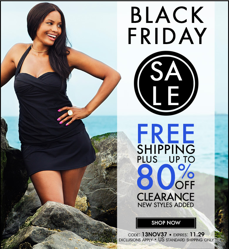 Black Friday Sale: Free Shipping (plus) up to 805 off Clearance - New Styles Added