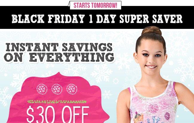 Super Black Friday Deals