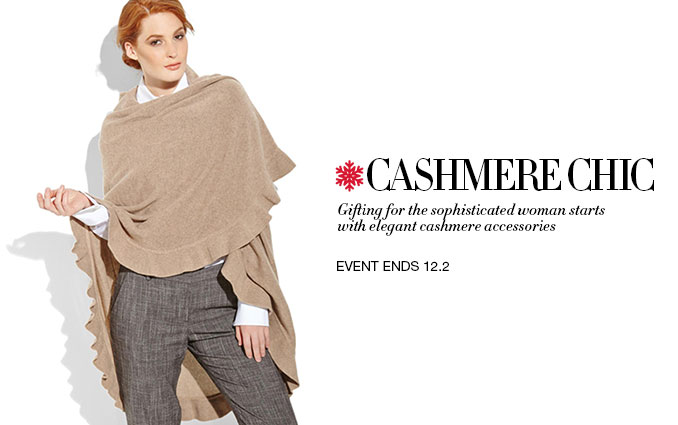 Shop Cashmere Chic Women