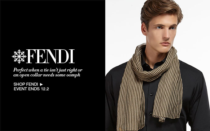 Shop Fendi Men