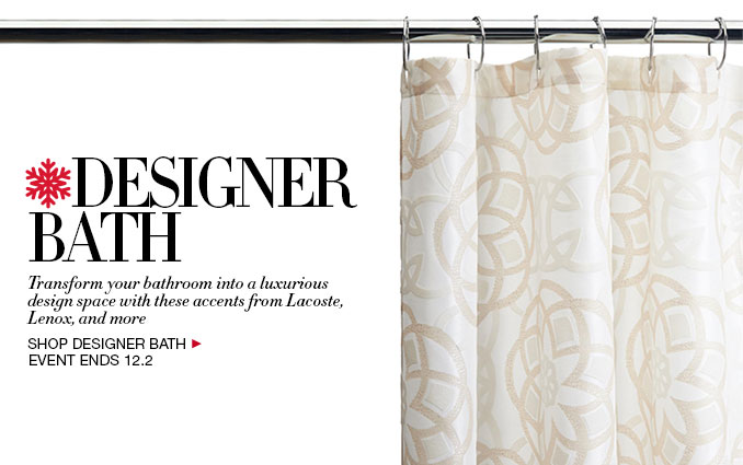 Shop Designer Bath Home
